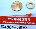 Yanmar Washer 104884-59170