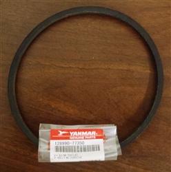 128990-77350 Yanmar V-Belt