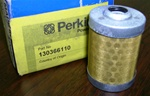 Perkins, Filter, fuel, part, parts, diesel, engine, filters, 130366110