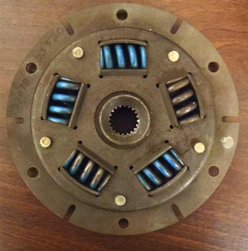 177070-03520, yanmar, damper, dampner, clutch plate ...