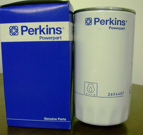 Perkins, oil, filter, 2654407