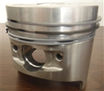 714280-22721 Yanmar piston with rings