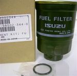 8-9800 2344 Isuzu Fuel Filter