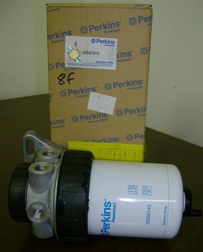 Diesel Engine Fuel Filter Assembly : Perkins fuel filter assembly parts diesel engine