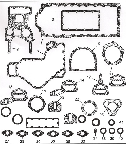 Perkins Engine Timing Diagram on Massey Ferguson Perkins 3 Cylinder Diesel Engine